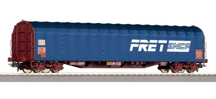 ROCO 66306 Wagon bâché de la SNCF
