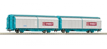 R66572 WAG.P.CONT.ARISTON FS	train electrique