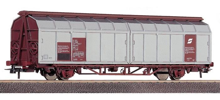 roco 66581 Wagon à parois coulissantes, ÖBB