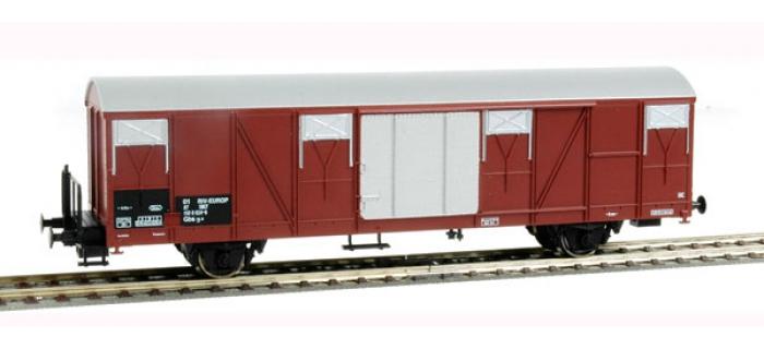 roco 66663 Wagon couvert de la SNCF