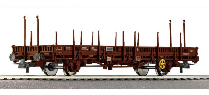 ROCO 66689 - Wagon plat à ranchers, SNCF