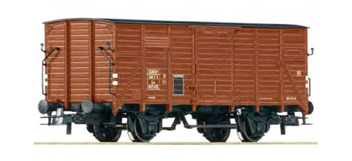 Roco 66748 Wagon couvert G 10 SNCF