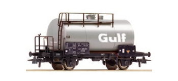 Train électrique : ROCO R66813 - Wagon citerne Gulf NS