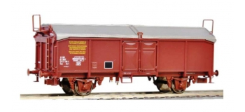 ROCO 66866 - Wagon toit coulissant - Ep. IV
