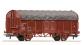 ROCO R66867 - Wagon tombereau baché SNCF