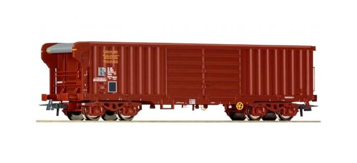 Train électrique : ROCO R66914 - Wagon toit enroulable SNCF