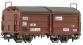 R66917 wagon parois coulissantes