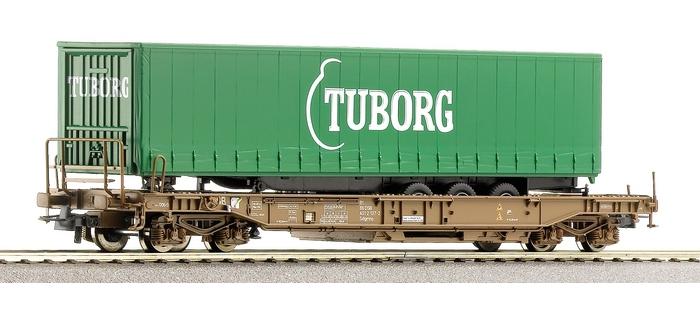 roco 66970 Wagon poche unifié des DSB