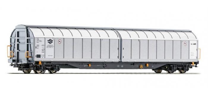 Train électrique : ROCO R67113 - Wagon couvert MAV