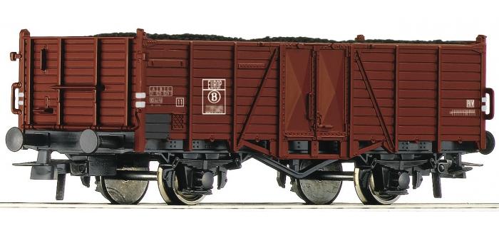 Modélisme ferroviaire : ROCO R 67354 Wagon tombereau charbon SNCB.