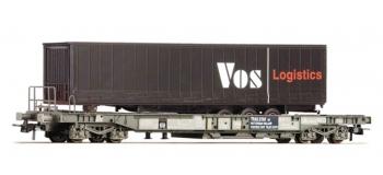 Modélisme ferroviaire : ROCO R67524 - Wagon poche VOS NS