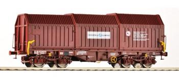 Modélisme ferroviaire : ROCO R67541 - Wagon télescopique SNCB