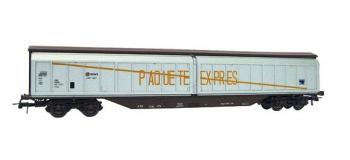 Modélisme ferroviaire : ROCO R67564 - Wagon couvert RENFE