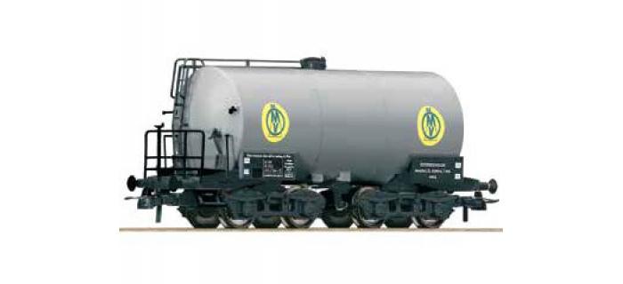 Train électrique : ROCO R67590 - Wagon citerne OMV OBB