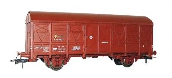 Modélisme ferroviaire : ROCO R67616 - Wagon couvert RENFE