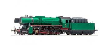 Train électrique : ROCO R68189 - Locomotive à vapeur série 26 AC sonorisée SNCB