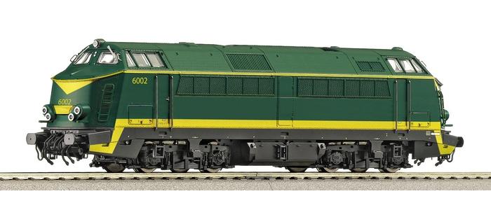 roco 68896 Locomotive Diesel 60 son 3 rails