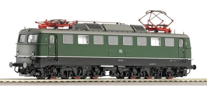 roco 69872 Locomotive Electrique, série 150, DB, AC