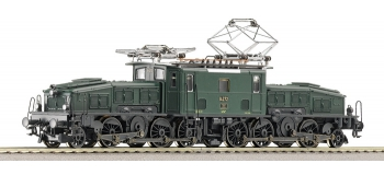 "roco 69897 Locomotive électrique série Ce 6/8 II ""crocodile"" - Ep. IV - CFF - 3 rails"