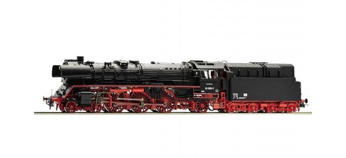 Modélisme ferroviaire :  ROCO R72205 - Locomotive à vapeur BR 03.10 des DR