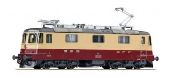 Train électrique : ROCO R72400 - Locomotive Re 4/4 TEE SBB