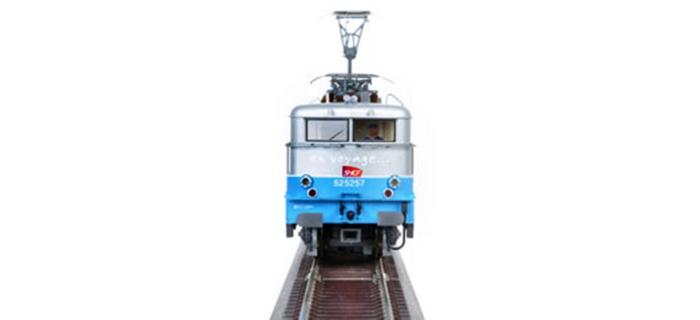 R72473 Locomotive électrique BB 25200 en voyage digital sonorisé