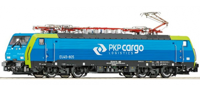 Train électrique - ROCO R72481 - Locomotive ES64 PKP cargo