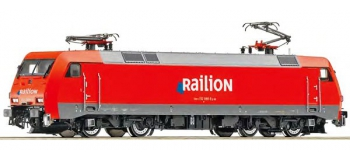 Train électrique : ROCO R72482 - Locomotive Br 152 RAILION DB