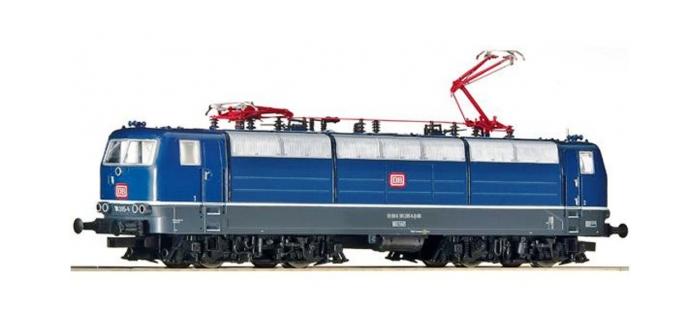 Modélisme ferroviaire : ROCO R72543 - locomotive électrique br181.2 DB