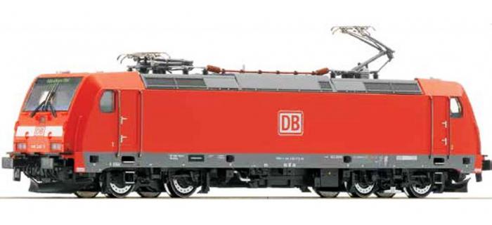 Train électrique : ROCO 72545 - Locomotive électrique Br146.2 DB