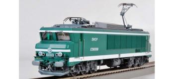 Modélisme ferroviaire -  ROCO R 72619 - Locomotive électrique CC 6558 SNCF