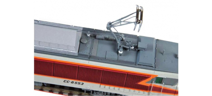 R72621 - Locomotive électrique CC6553 TEE SNCF