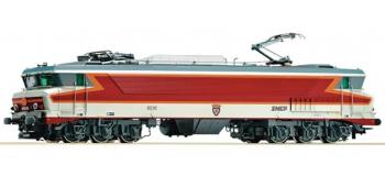 Train électrique : ROCO 72630 - Locomotive CC6516 TEE SNCF