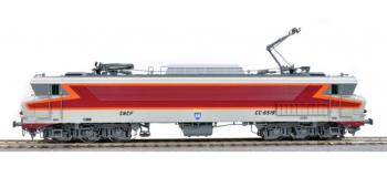Train électrique : ROCO 72632 - Locomotive CC6519 TEE SNCF