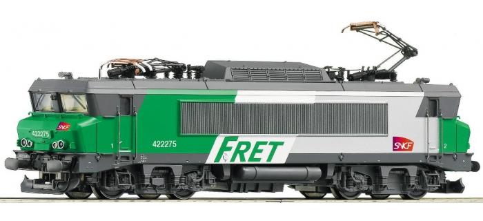 Modélisme ferroviaire : Locomotive BB422275 FRET SNCF