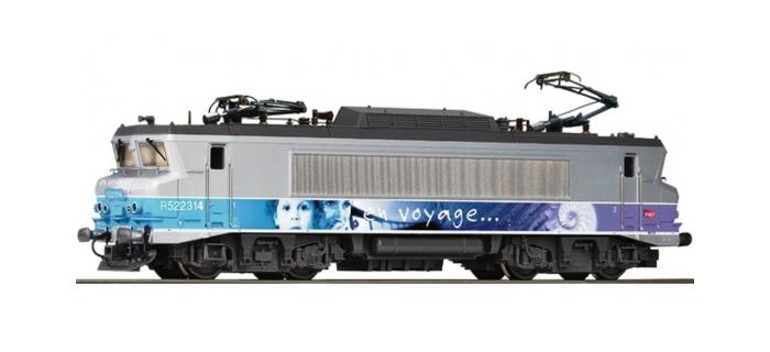 train électrique : ROCO R72638 - Locomotive BB522314 EN VOYAGE