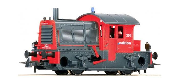 Train électrique : ROCO R72729 - Locomotive diesel 200/300 NS