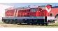 Modélisme ferroviaire : ROCO R72784 - Locomotive diésel S250 son PTK PKP