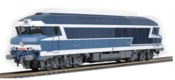 Modélisme ferroviaire : ROCO 72981 - Locomotive CC72000 SON Plaques SNCF