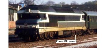 Train électrique : ROCO 72980 - Locomotive CC72000 Plaques SNCF