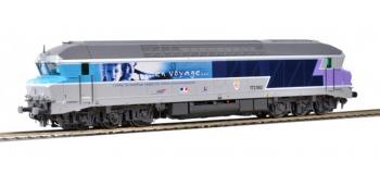 ROCO R72984 - Locomotive CC172180 SNCF