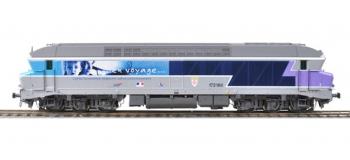 Train électrique : ROCO R72984 - Locomotive CC172180 SNCF