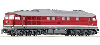 Modélisme ferroviaire : ROCO R73708 - Locomotive Br142 DR