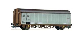 train électrique : ROCO R76795 - Wagon couvert DB