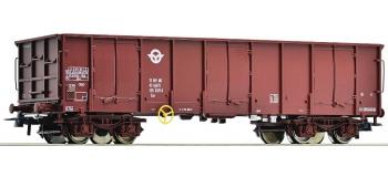 "Modélisme ferroviaire : ROCO R76808 - Wagon tombereau ""Gysev"""