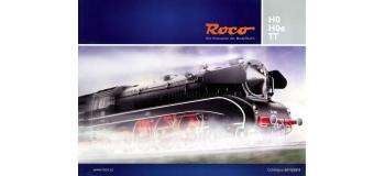 ROCO 80312 Catalogue ROCO 2011-2012 (français)