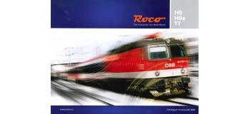Roco 80911 Catalogue Roco des nouveautés 2011