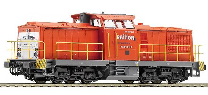 R62910 LOCO DIESEL S204 NS train electrique