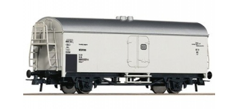 Train électrique : ROCO R56125 - Wagon frigo DB