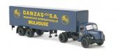 SAI 2552.1 - Camion semi remorque Berliet TLR8 Tolé, DANZAS - SAI